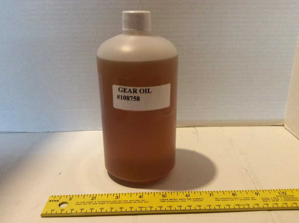TRUMPF PN 0108758 Gear Oil 1 Liter